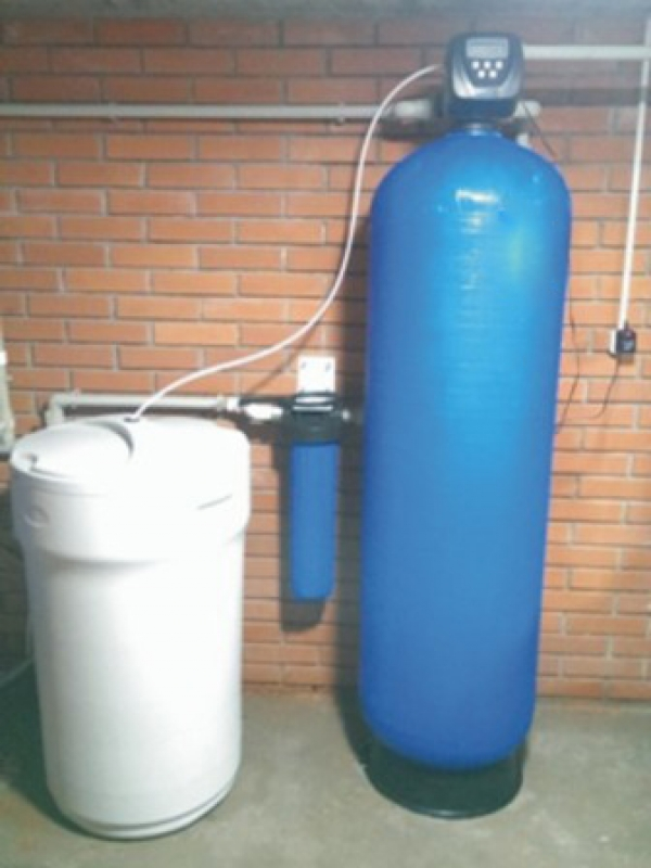 Water purification complex
